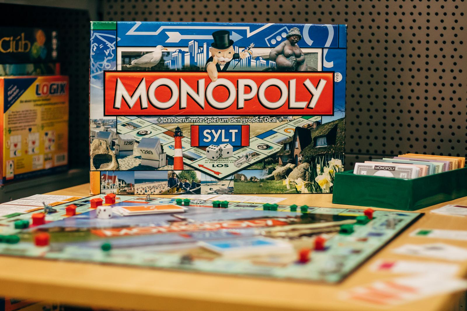 H.B.Jensen Monopoly